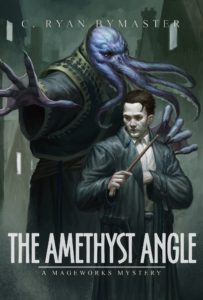 The Amethyst Angle - Cover