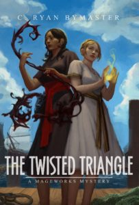 The Twisted Triangle - Cover